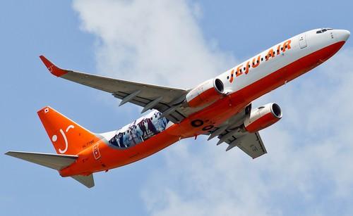 самолет Jeju Air